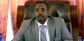 Ethio-Somali Region President