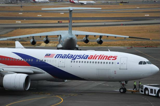 Flight MH370 Conspiracy Theorist Spots 'Underwater' Plane