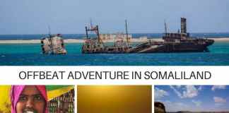 Off The Beaten Path Adventure In Somaliland