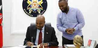 Somaliland And Mombasa Seek Economic Opportunities
