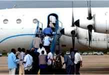 Diyaarad La Doonayay In Somaliland Magaca Lagaga Dilo Oo Tuhun Ka Dhex Abuurtay Puntland Iyo Xukuumadda Farmaajo