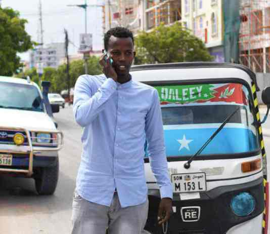 Mobile Money Transfers Have Taken Off In Somalia. But There Are Risks