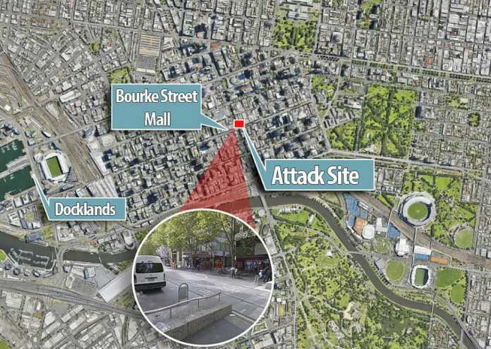 Melbourne Attack: Somali Man Shot Dead After Fire And Fatal Stabbing