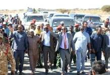 Waxqabadka Xukuumadda Somaliland Ee Gu' Jirsatay