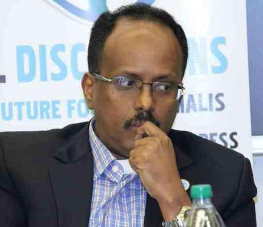 Isku Dayga Farmaajo Ku Doonayo Inuu Xumeeyo Xidhiidhka Ethiopia Iyo Somaliland
