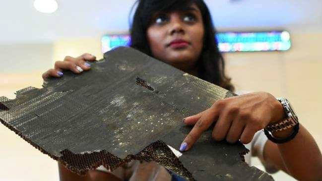 Massive Breakthrough: Flight MH370 'Crashed Violently'
