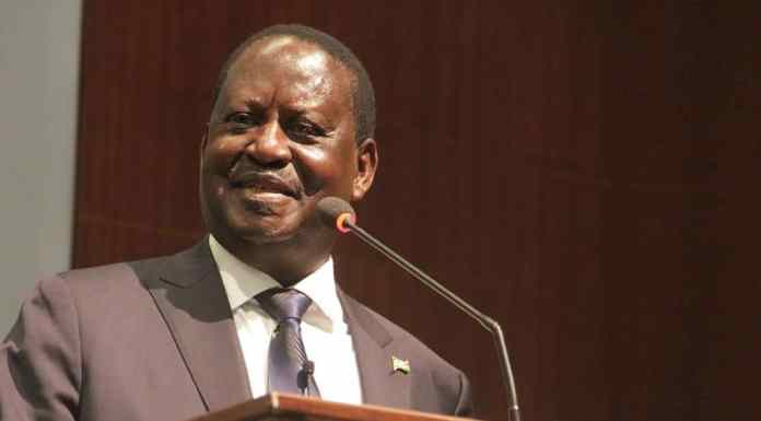 Raila A Strong Voice In Somaliland's Bid For Independence