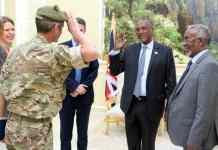 Dawladda Ingiriiska Oo Ku Biirtay Liiska Waddamo Doonaya Inay Saldhig Millatari Ka Furtaan Somaliland