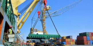 DP World Introduces First Mobile Harbor Cranes To Port Of Berbera
