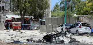 Somali Minister Among 15 Killed In Al Shabaab Attack On Gov't Building