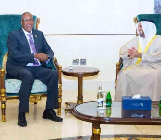 Madaxweynaha Somaliland Maxay Ka Wada Hadleen Dawladda Imaaraatka?