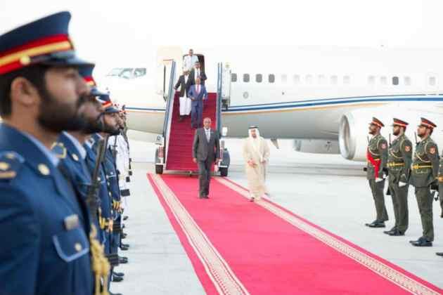 Xidhiidhka Somaliland Iyo UAE Oo Marxalad Cusub U Gudbay