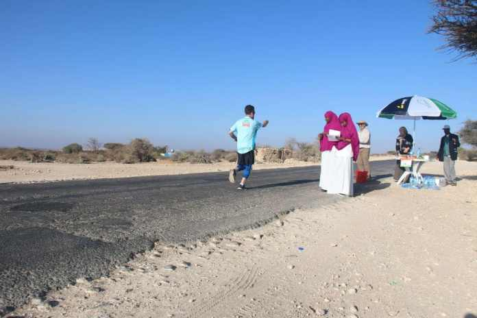 The Somaliland Marathon Is The World's Most Unlikely