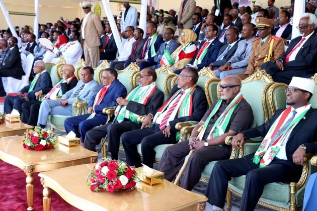 Dabaal-Degga Sannad-Guurada 28aad Ee Xuska Maalinta Qarannimada Somaliland