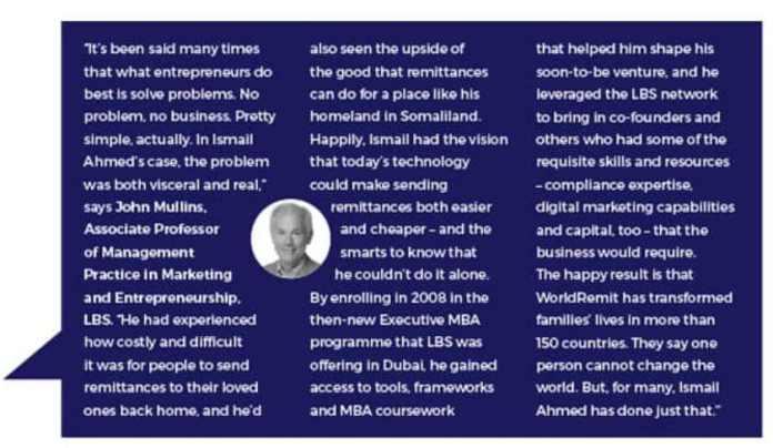 Changemakers: Somaliland Entrepreneur Ismail Ahmed