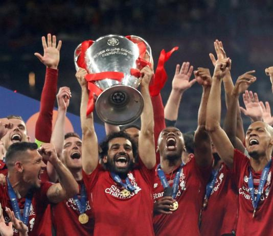 Salah, Orgi Goals Hand Liverpool The Sixth UCL Crown