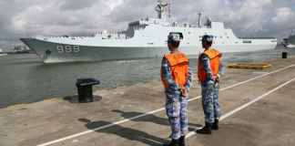 Chinese Military Deployed Drones Designed To Interfere With U.S. Flight Operations In Djibouti