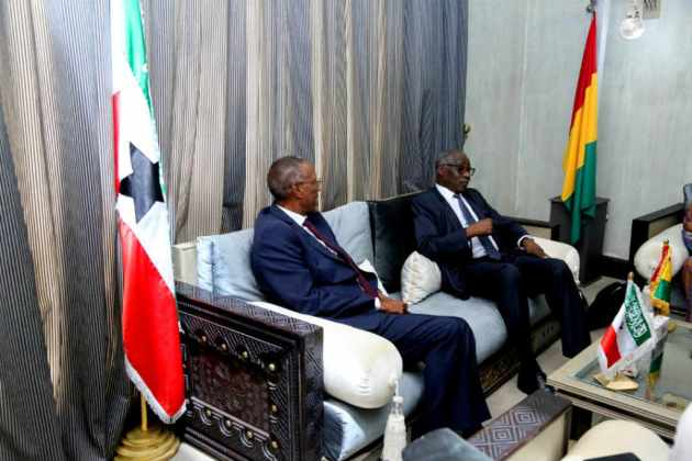 Somaliland Leader's Visit To Guinea Is Another Diplomatic Breakthrough
