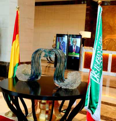 Visit To Guinea Is Another Diplomatic Breakthrough