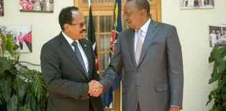 Somalia Still Gives President Kenyatta Headache As It Did To His Father