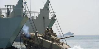Red Sea Coalition Countries Carry Out Joint Military Drill In Saudi Arabia