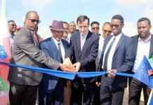 European Union Hands Over New Schools And Classrooms In Somaliland
