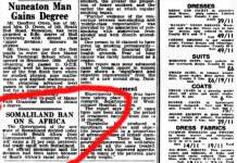 Somaliland Ban On South Africa - Archives