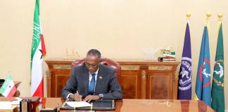 Somaliland President Reshuffles His Cabinet