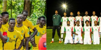 Friendly Game Between Somaliland National Team And Football Kenya Federation Division One Side Sindo United To Be Played Tomorrow