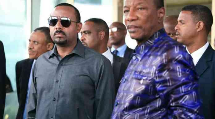 Abiy Ahmed Fails To Dissuade Alpha Condé From Third Term