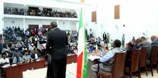 President Bihi Delivers His Annual Address To Somaliland Parliament