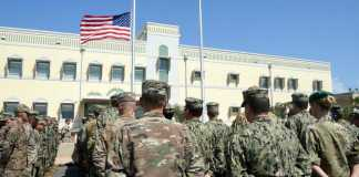 Pentagon Identifies US Soldier Killed In Djibouti