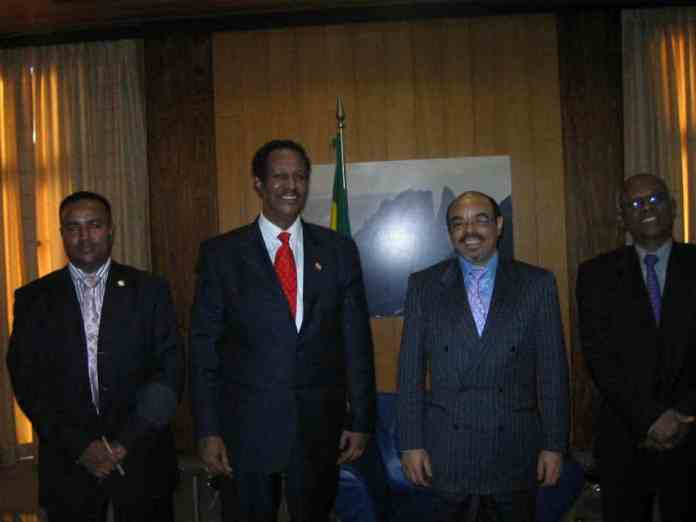 Leaked Cable Shows Ethiopian PM Meles Zenawi Promoting A Semi-Recognition For Somaliland