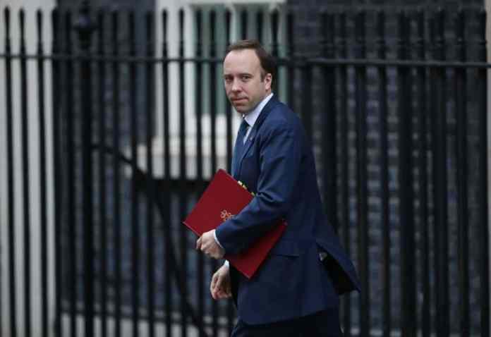 British PM Johnson And Health Secretary Test Positive For Coronavirus