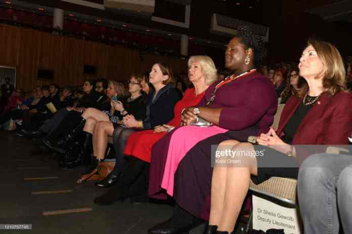 Duchess Camilla Gives Speech On Domestic Abuse Ahead Of Women's Day #EveryonesProblem