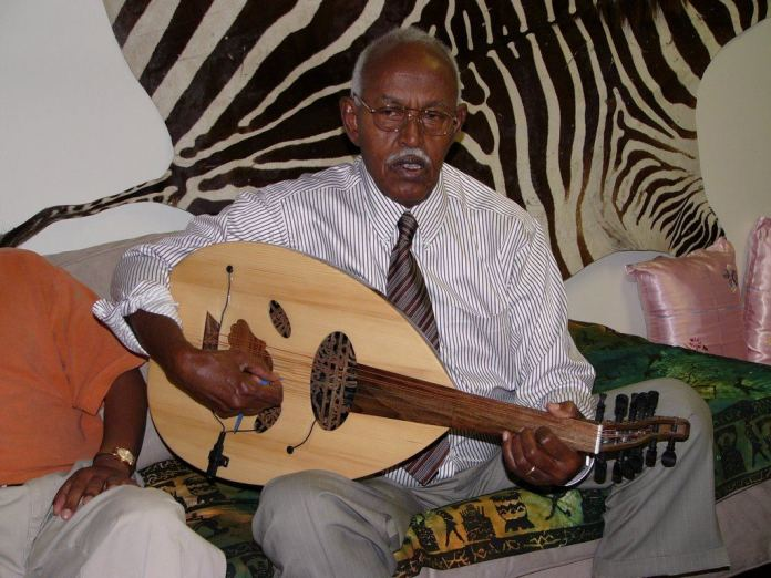 The King of Oud, Ahmed Sh. Ismail Hussein Hudeydi
