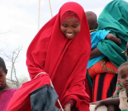 The Inseparable Bond Between Somali Parents And Their Children