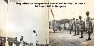 The World Press During Somaliland Independence On 26 June 1960