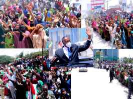 President Bihi Sees Glimmer Of Hope For Somaliland In Talks With Somalia