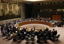 Seven nations vie for five UN Security Council seats