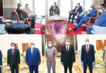 Somaliland-Somalia Talks Officially Opened In Djibouti