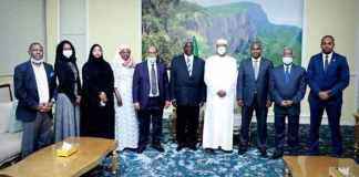 Somaliland President Meets Kenyan Delegation On A Mission To Boost Trade Ties