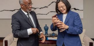 Geopolitical Implications Of Somaliland-Taiwan Diplomatic Relations