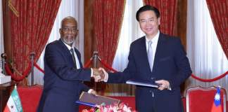Outflanked By China In Africa, Taiwan Eyes Somaliland