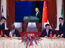 Bucking China Pressure, Taiwan And Somaliland Establish Relations