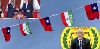 Somaliland Rebuffs Somalia Protests Over Taiwan Office In Hargeisa