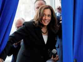 In Historic Pick, Joe Biden Taps Kamala Harris To Be His Running Mate