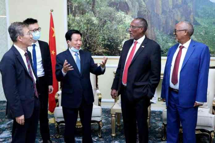 Somaliland-China Agree To Establish Relations Based On Mutual Respect