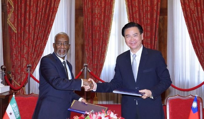How Taiwan Found A New African Friend In Somaliland