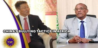 Chinese Ambassador Attempts To Use Bullying Tactics To Gain A Foothold In Somaliland